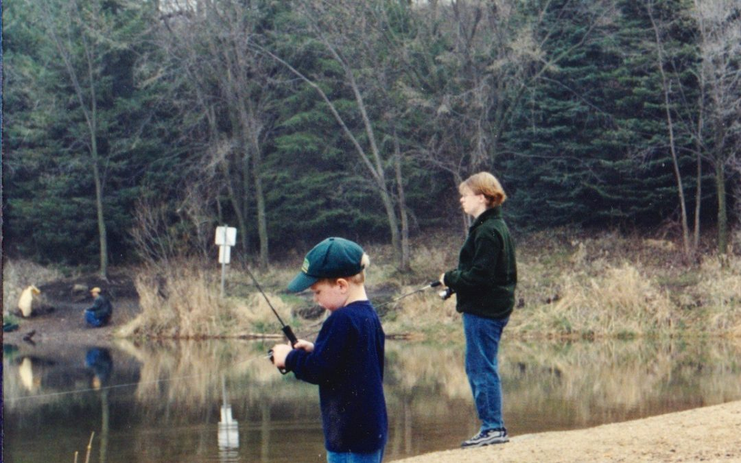 Raising an Angler: Picking the Right Technique