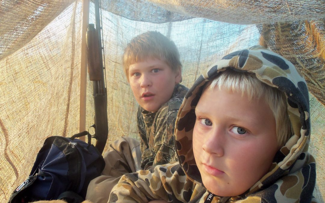 Raising Kids in the Outdoors: Teaching the Outdoors at Home