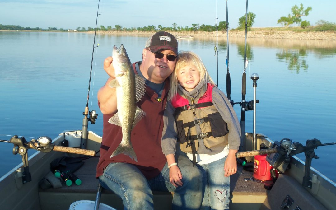 Raising an Angler: Teaching Fishing at Home